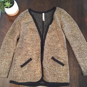Cardigan from Pull and Bear (same owner as Zara)